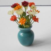 Bouquet orange et rouge1
