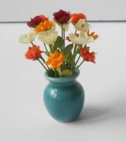 Bouquet orange et rouge1